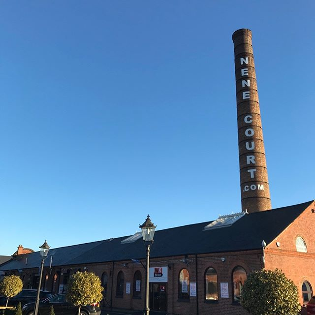 It's a beautiful January day down here at Nene Court. Why not wrap up warm and pop along to see us.  #Shopping #NeneCourt #Wellingborough #ShopLocal
