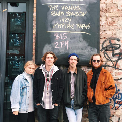 - Gold Coast indie rockers IVEY have a fast growing fan base, and it's no surprise why. With catchy lyrics and crafted musicianship, the young four piece are steadily becoming one of Queensland's most interesting young bands.