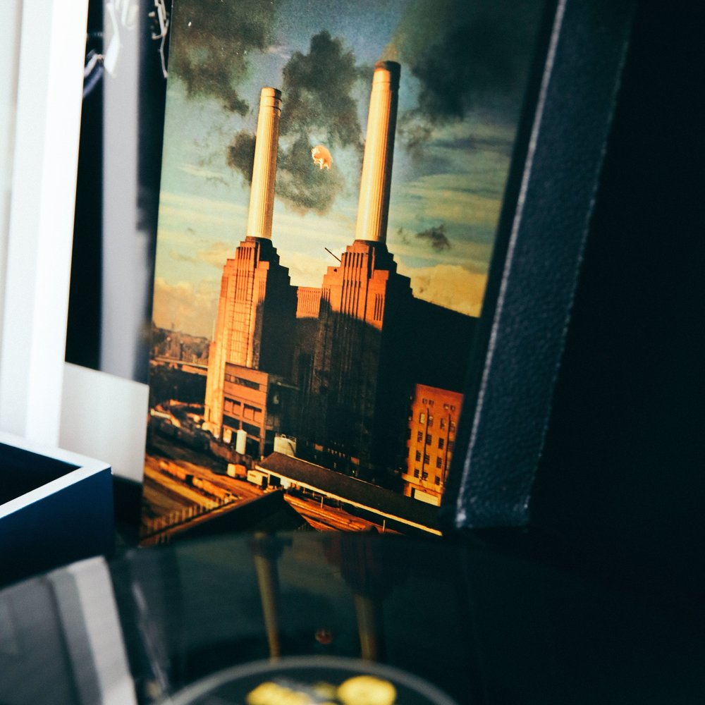 BEATS OF BATTERSEA  - Join us on a journey into the pop culture history of Battersea Power Station.