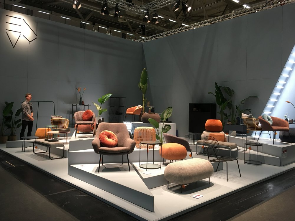 OUR TOP PICKS OF IMM COLOGNE - Check out our top highlights and notable trends ofIMM Cologne, our first interior show of 2018!