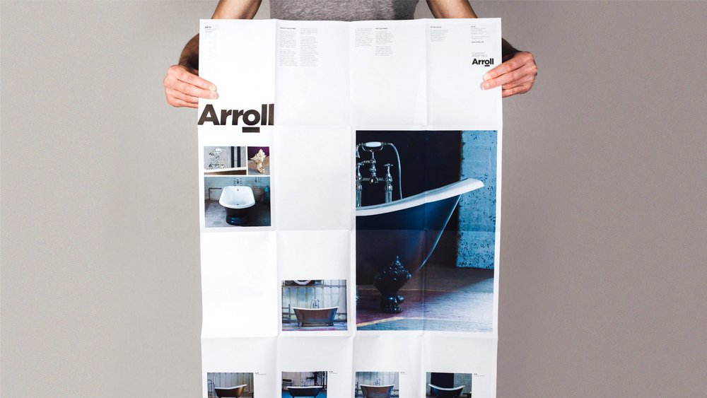Arroll is a leading UK manufacturer of cast iron radiators and baths based in Belfast.