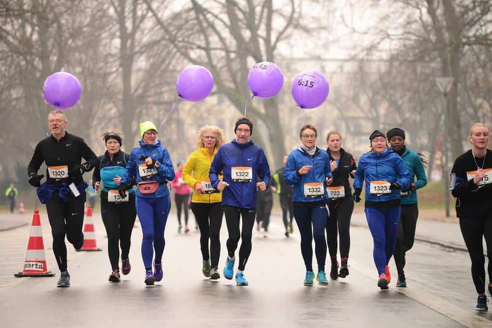 Marathon Test 1