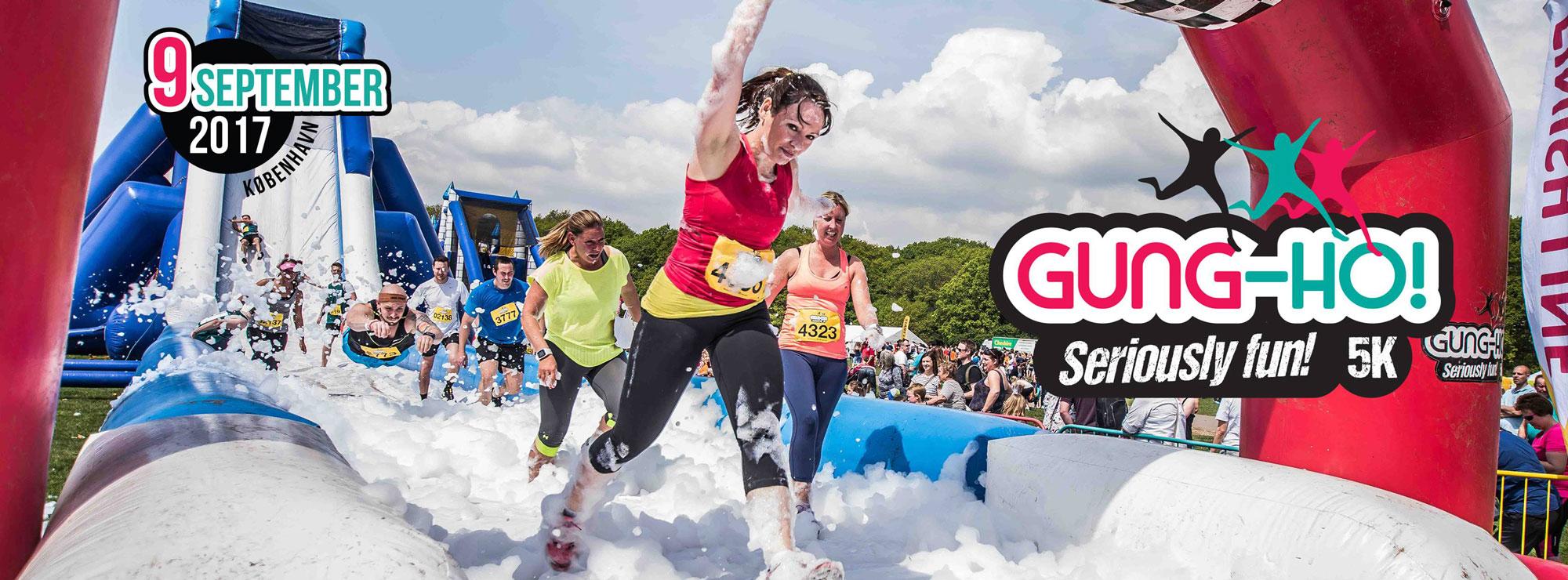 Gung Ho København Sportpicture