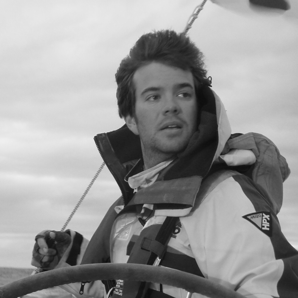 Brad McMaster - Concept Lead    A passionate advocate for sailing   Often found raising two boys, mountain biking or sanding a wooden boat.