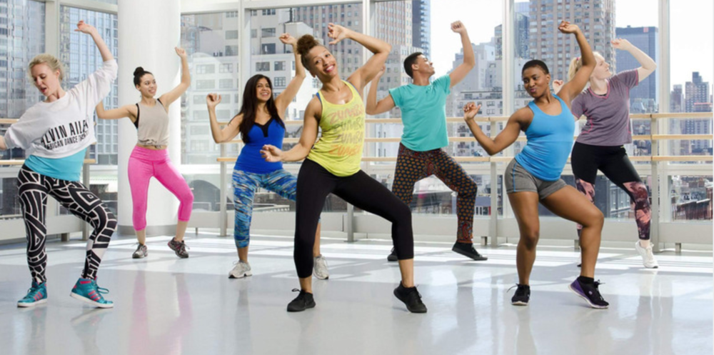 Zumba® - Latin Inspired Dance Fitness