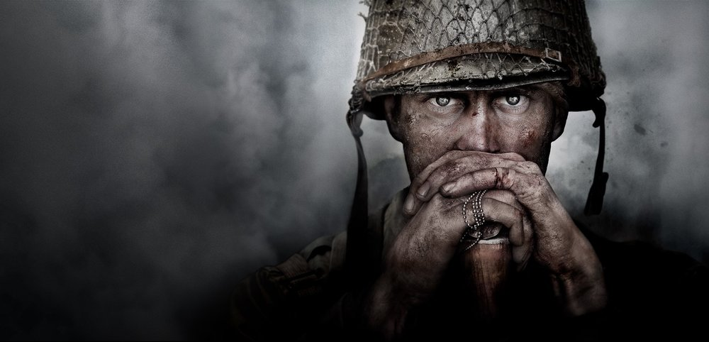 Reveal poster of Call of Duty: WWII