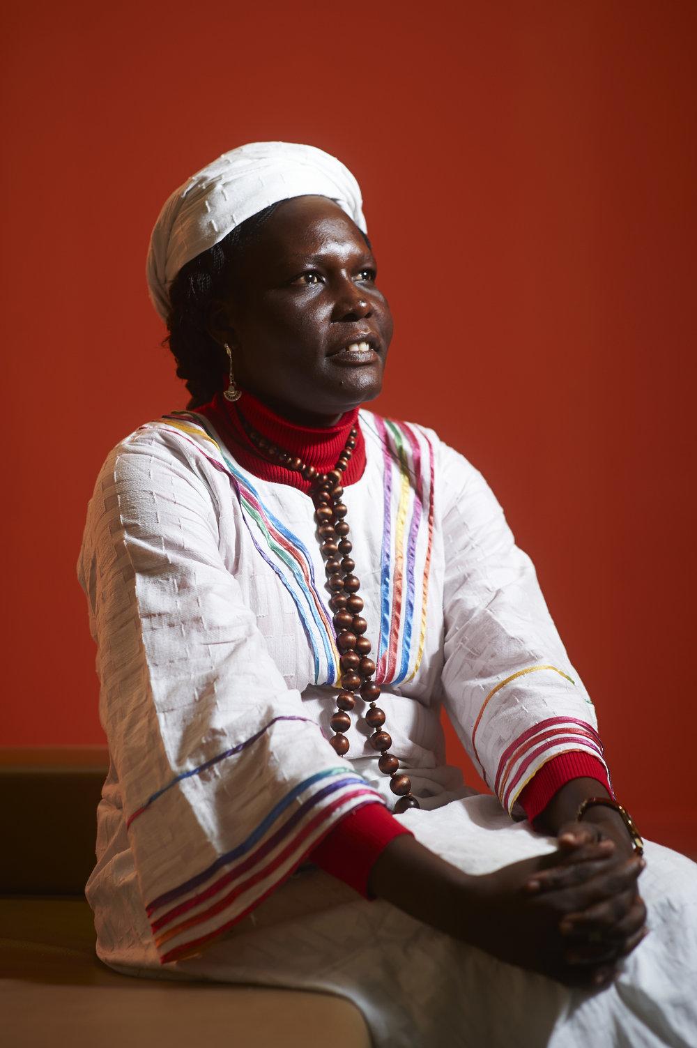 Denyok, Karak (Human Rights Defender from South Sudan) - by J Houlihan (Autumn 2012) (18).jpg