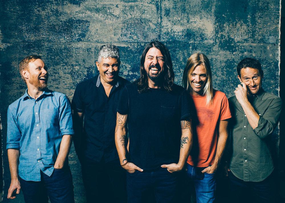 Foo Fighters en el Madcool Festival 2107