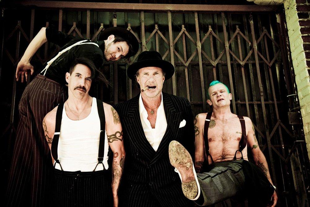 Red Hot Chili Peppers en el FIB 2017