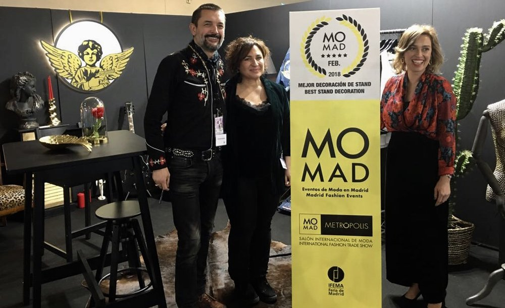 entrega premio momad 2018
