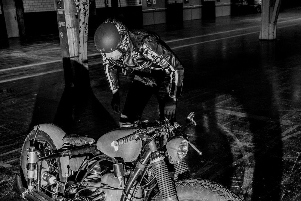 rude riders en cupid killer boutique