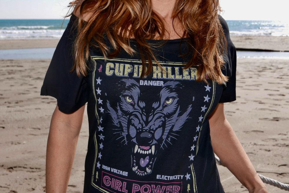 Camiseta Girl Power