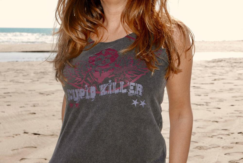 camiseta free cupid killer