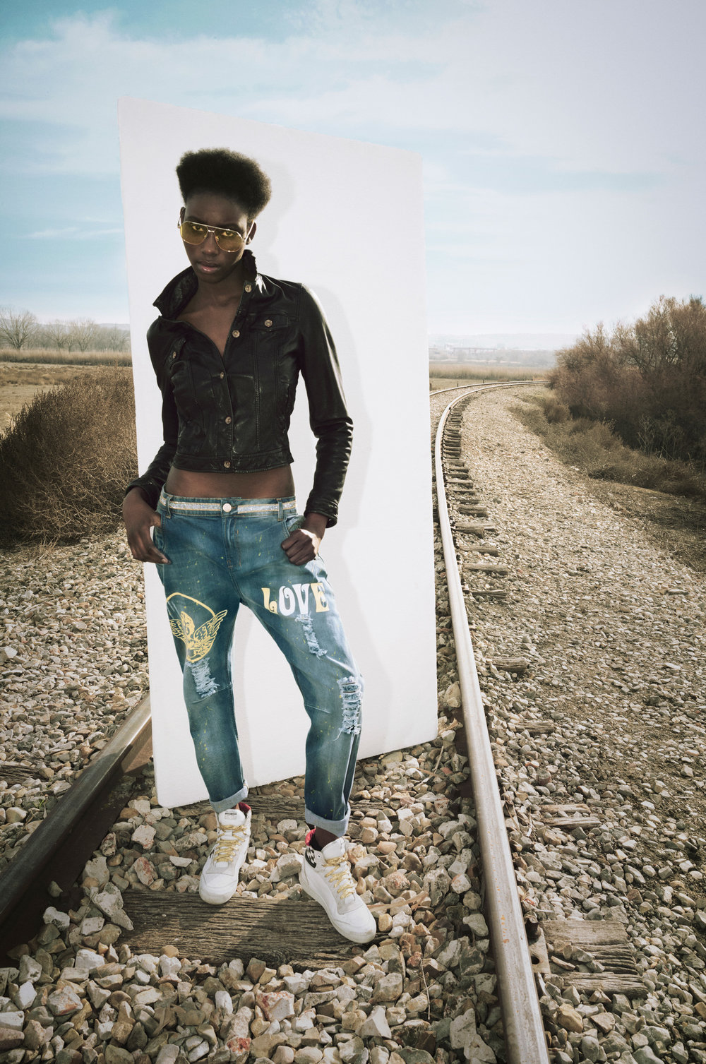 jeans Magena by Cupid Killer