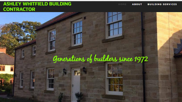 Ashley Whitfield Builders