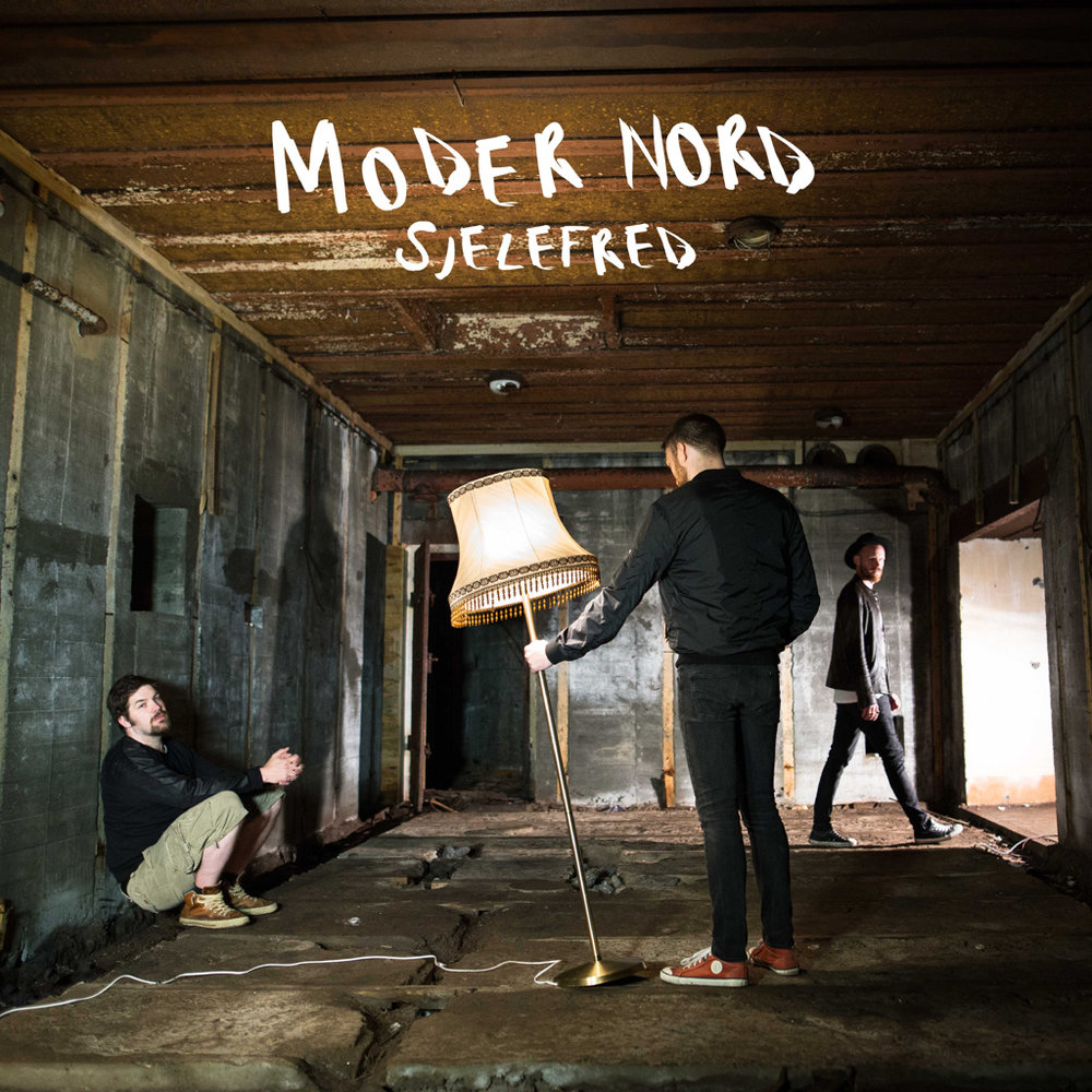 moder nord, single cover