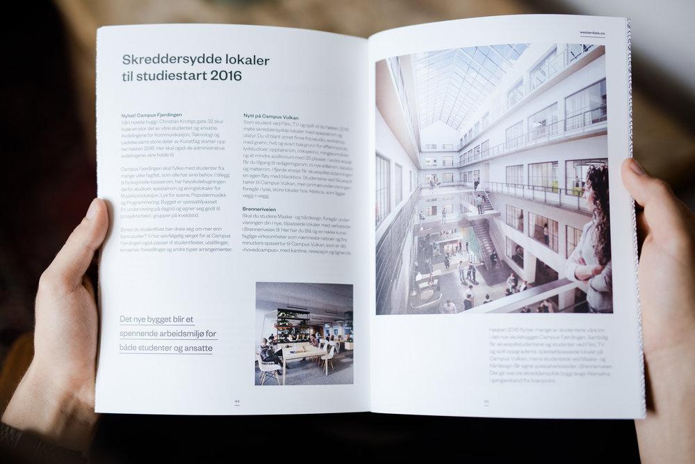 bachelor catalogue westerdals