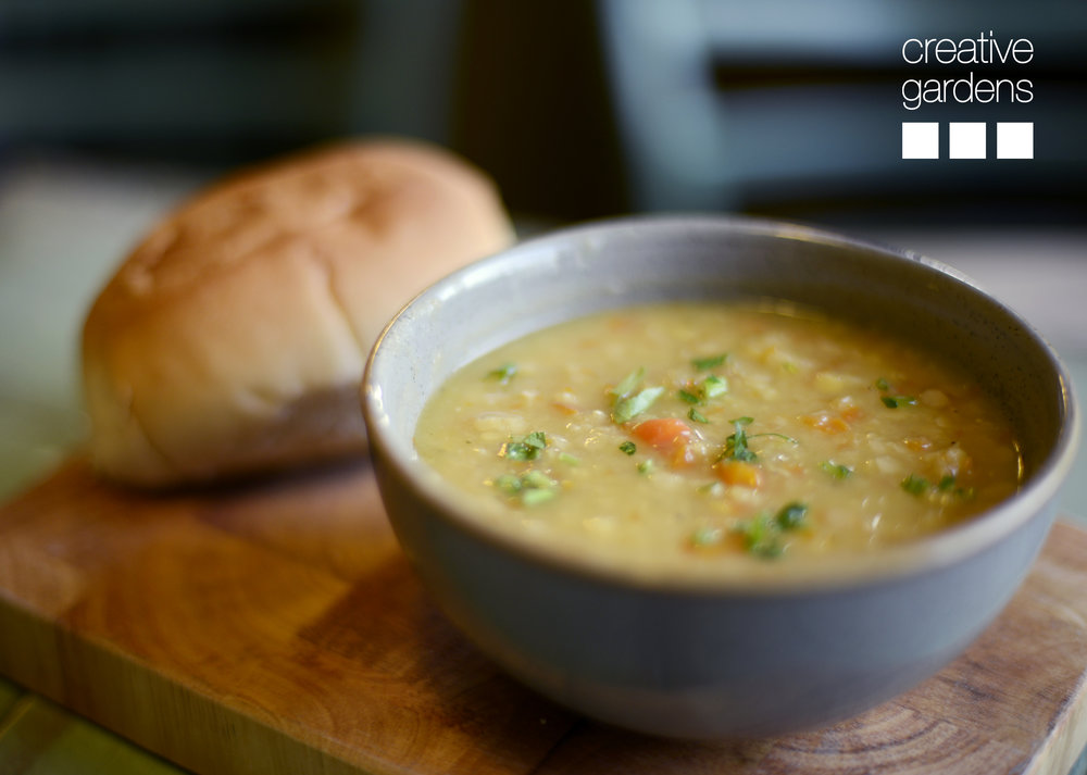 Nothing beats a warming bowl of soup on a cold winters day - We have a few new recipes for you to try; roasted carrot and leek, pea and ham, cream of vegetable or spiced sweet potato and butternut squash. All served with a choice of wheaten or a bread roll. Gluten free options available. £4.60