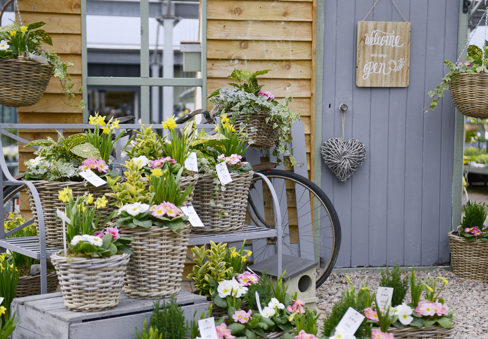 Business as usual! - We are open this bank holiday monday for all your bank holiday needs! Whether your doing a bit of planting, fancy a lunch treat or just need some retail therapy!