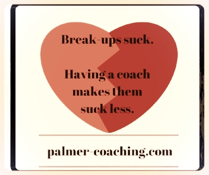 Get Over Heart-Break! - Break-ups are the worst. They chew you up and spit you out.GOAL: Reclaiming my identity, my self-esteem, and my hope for the future is so much easier with support of a health coach!