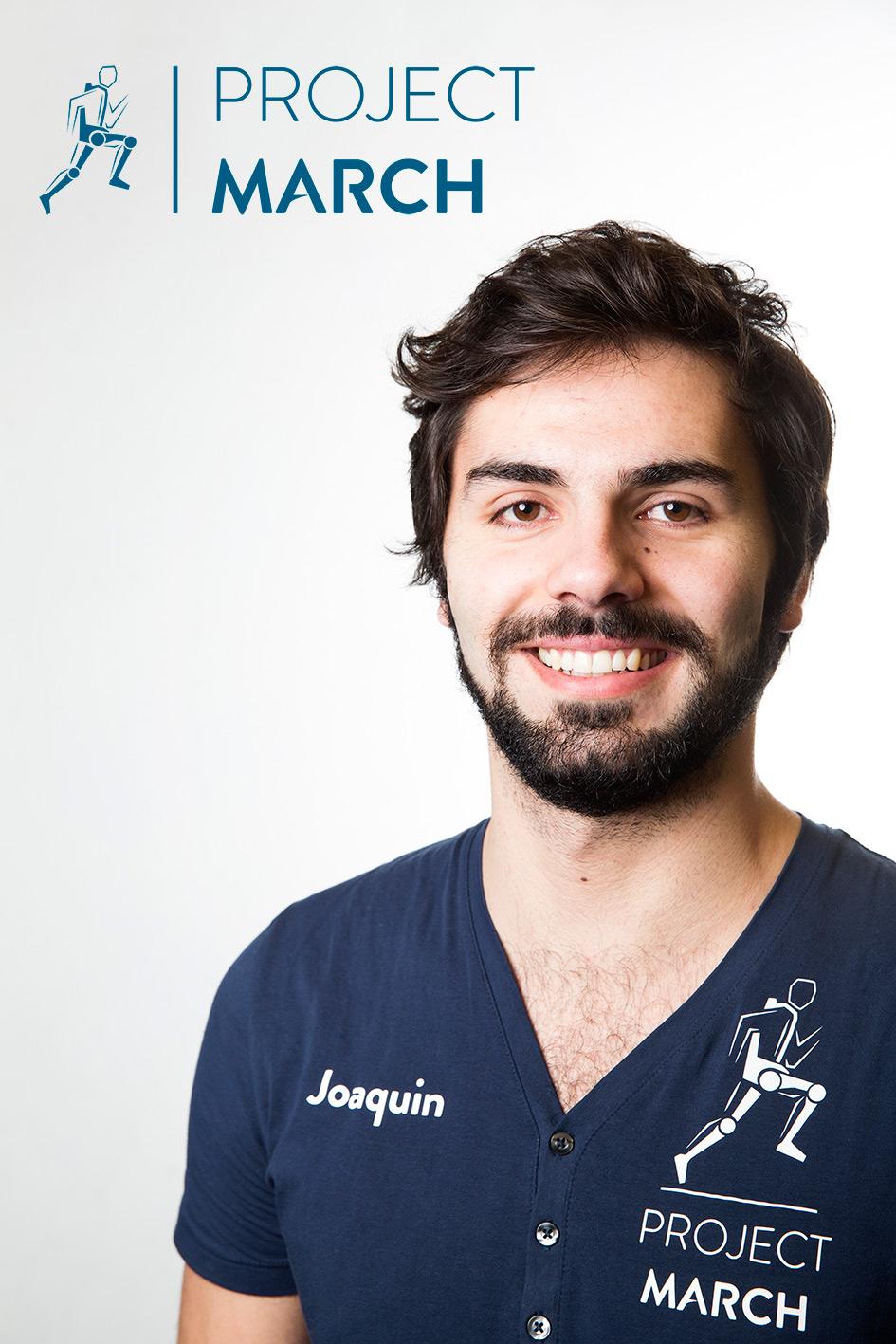 Joaquín Peñalver - Control Engineer