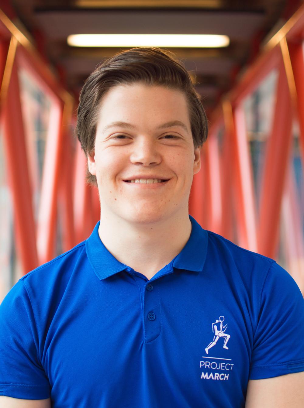 Thomas van der Sijs - Project Manager