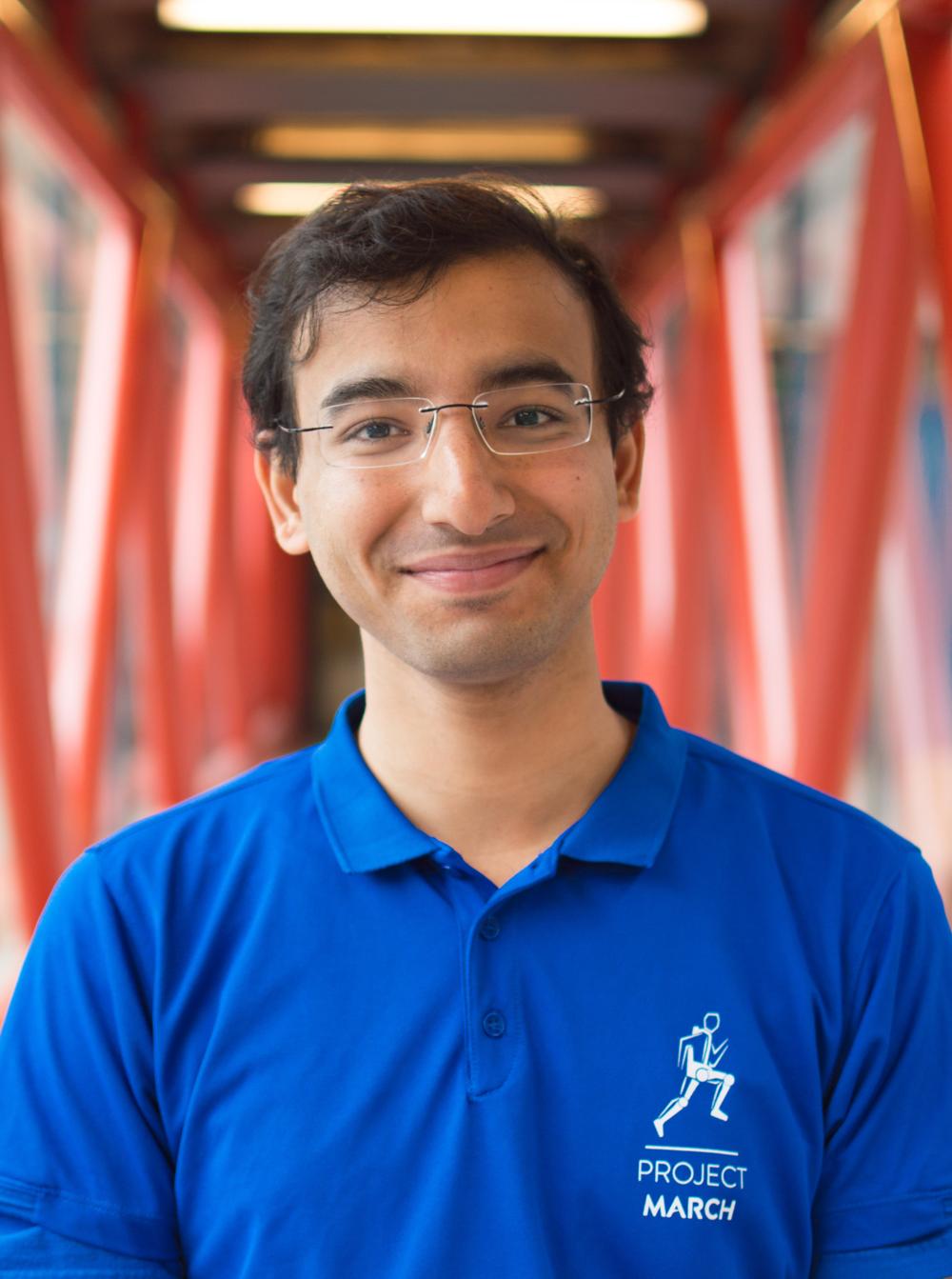 Anirudh Bisht - Electrical Engineer
