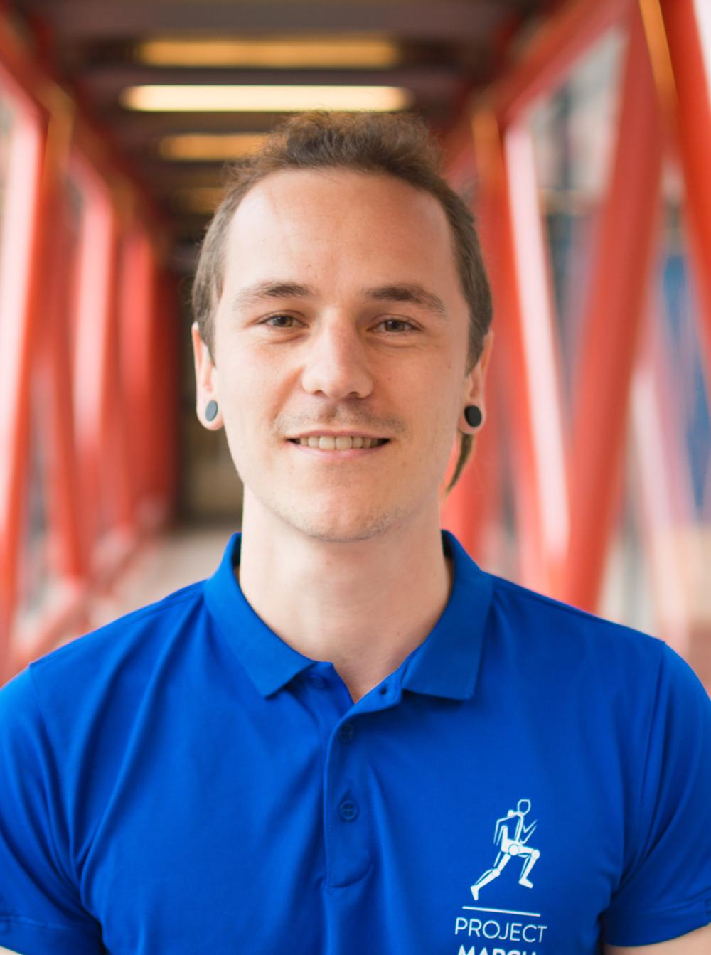 Philipp Dürnay - Software & Control