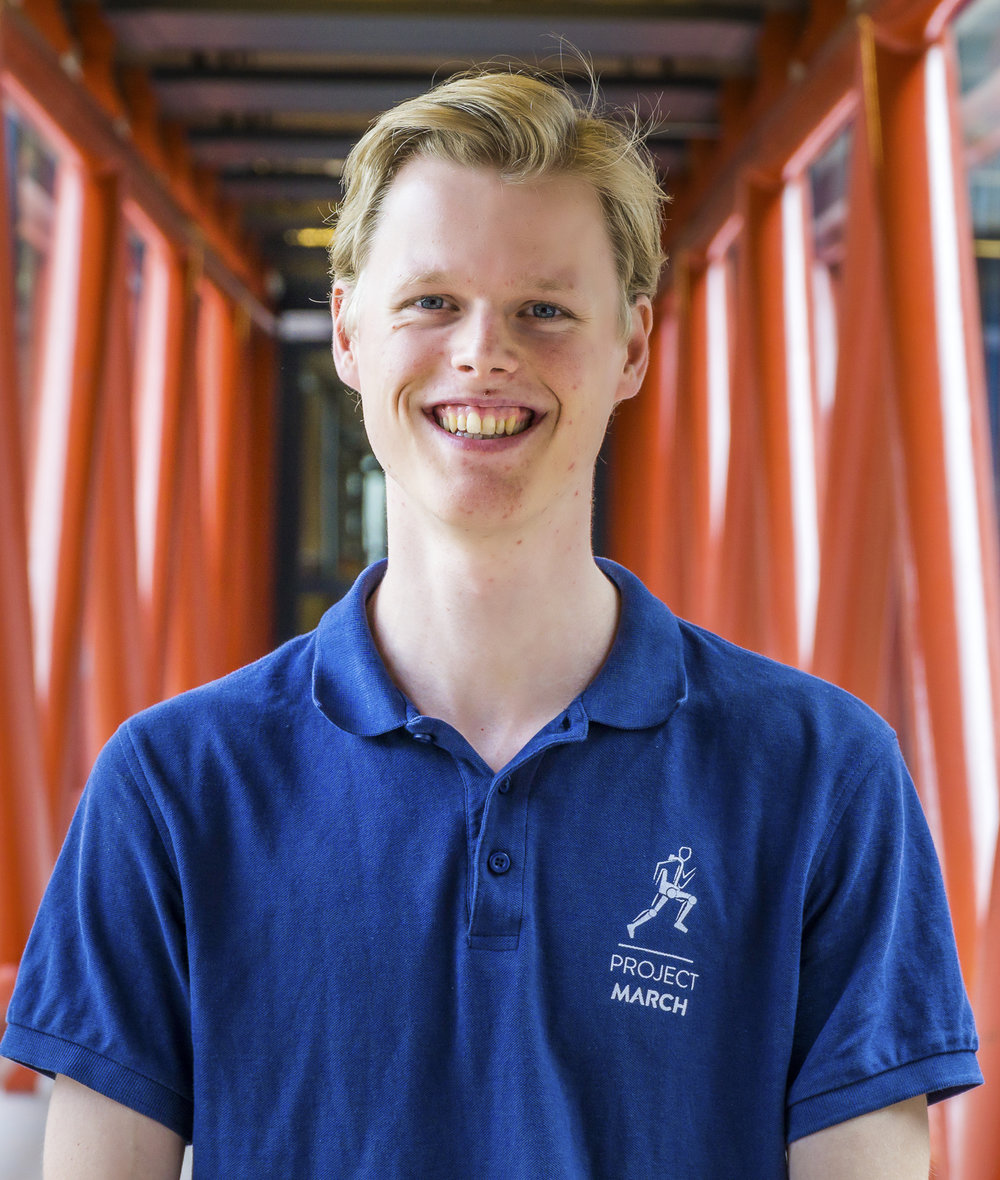Tristan Wieffering Chief Electrical