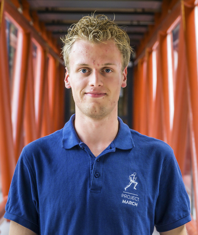 Michael Treffers  Software & Control Engineer