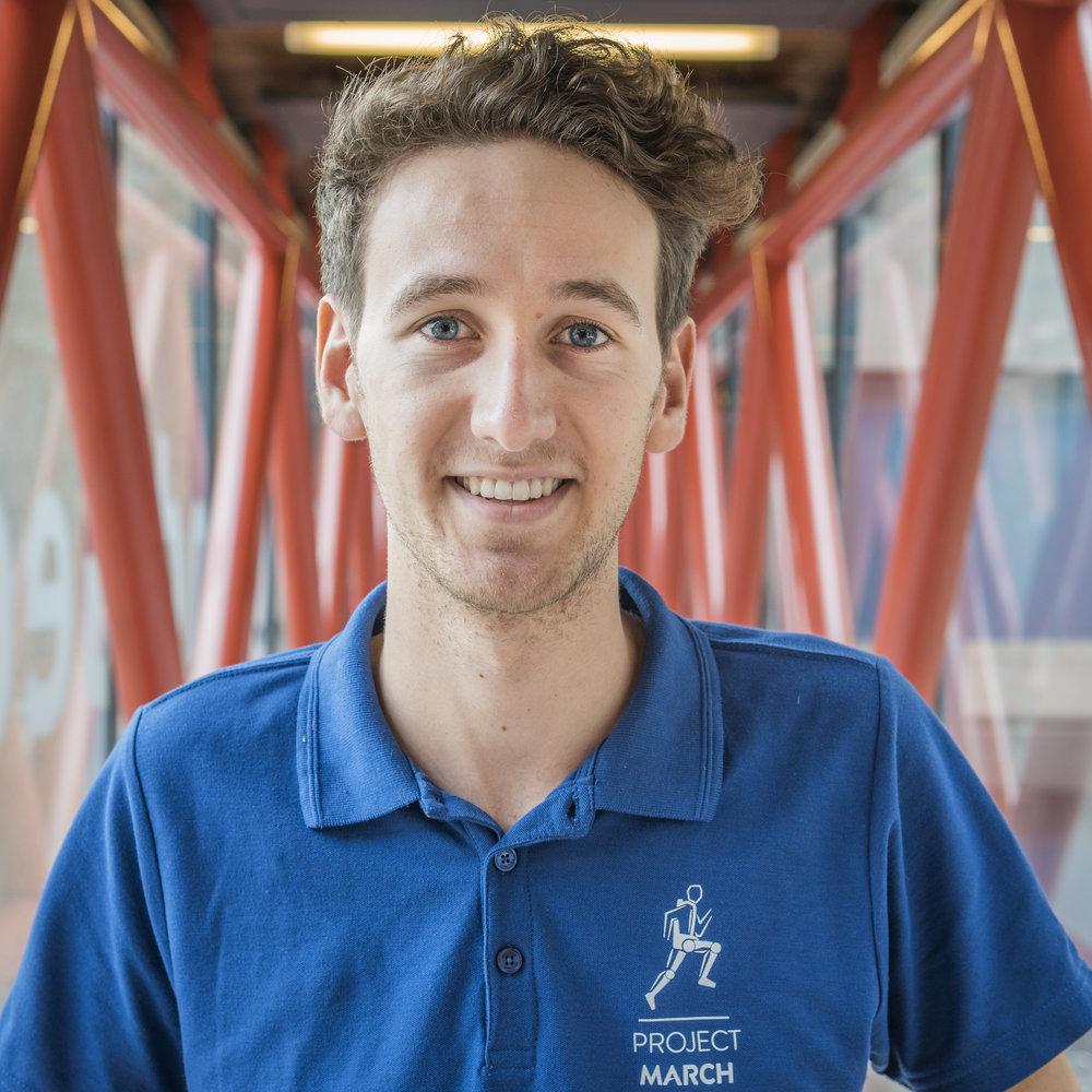 Jonathan Klein Schiphorst     Chief Software & Control