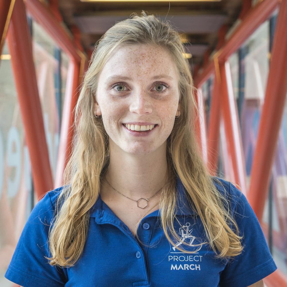 Maxine Rietveld     Human Machine Interaction Engineer