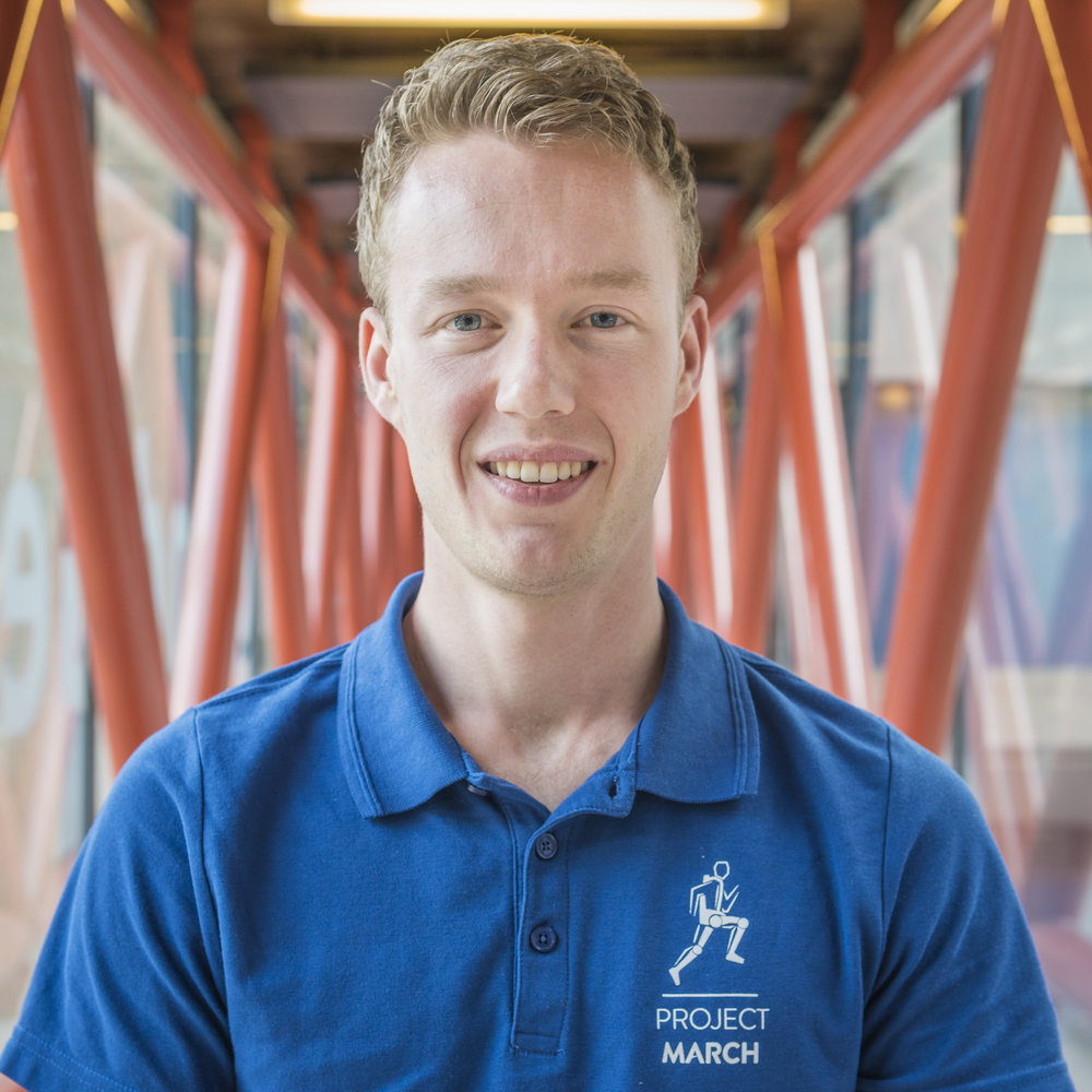 Stephan Kapteijn Mechanical Engineer