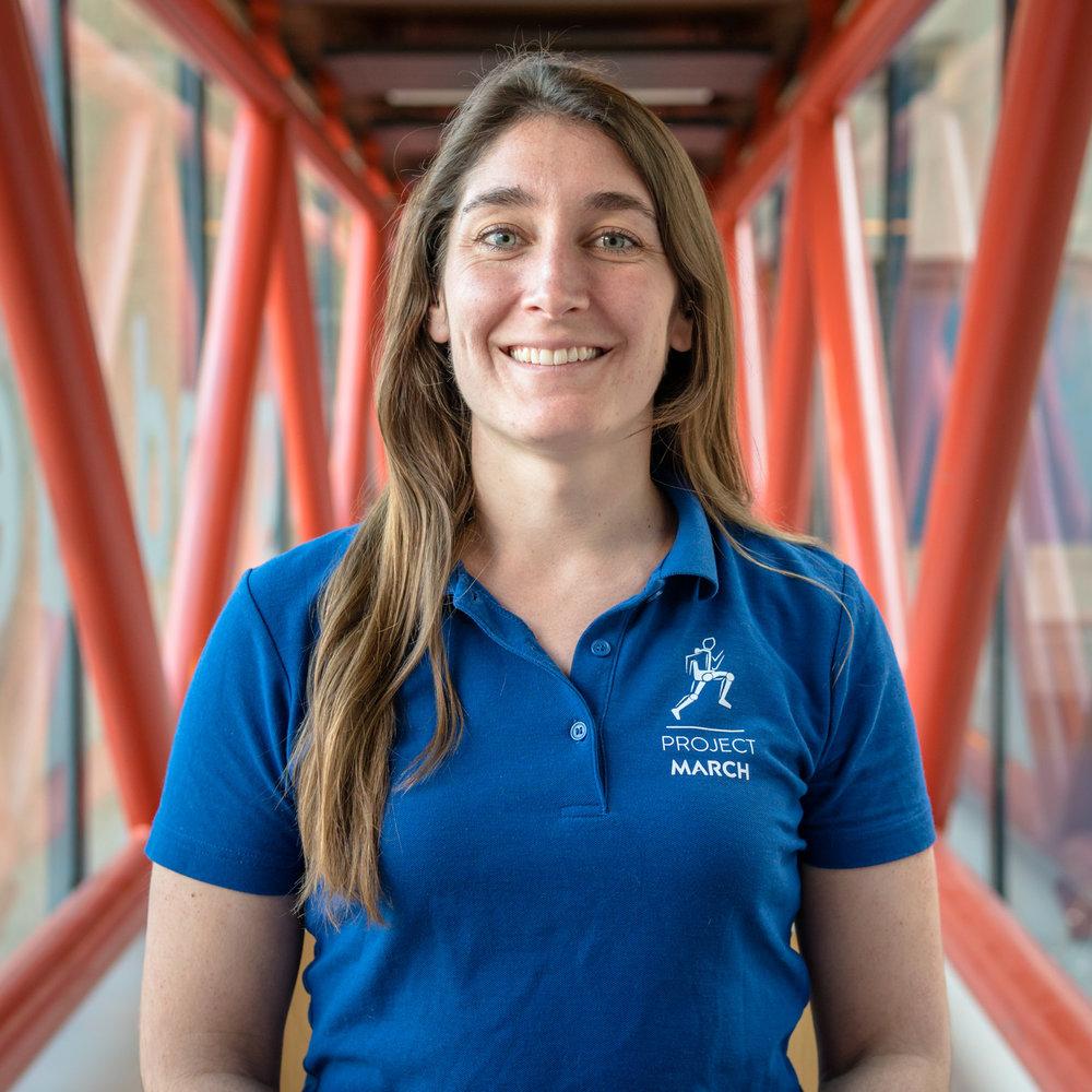 Catherine Broderick    Balance Engineer