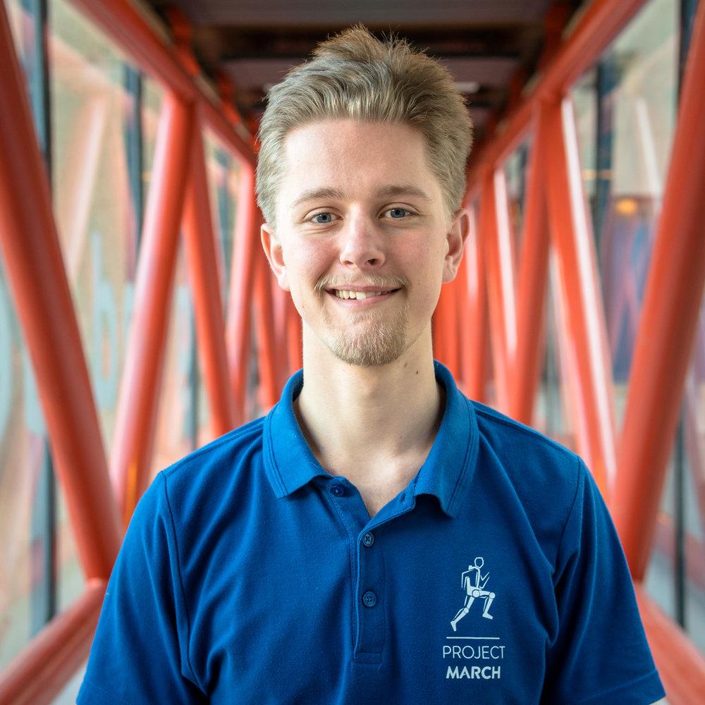 Rein Lukkes    Sofware & Control Engineer