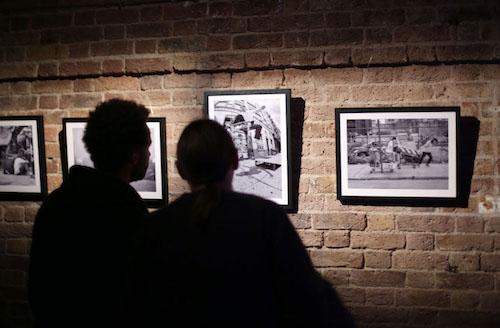Shoreditch Studios art exhibition