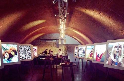 Kachette Shoreditch art exhibition