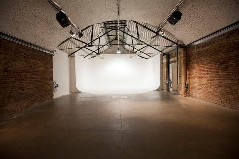 London event venue Shoreditch Studios