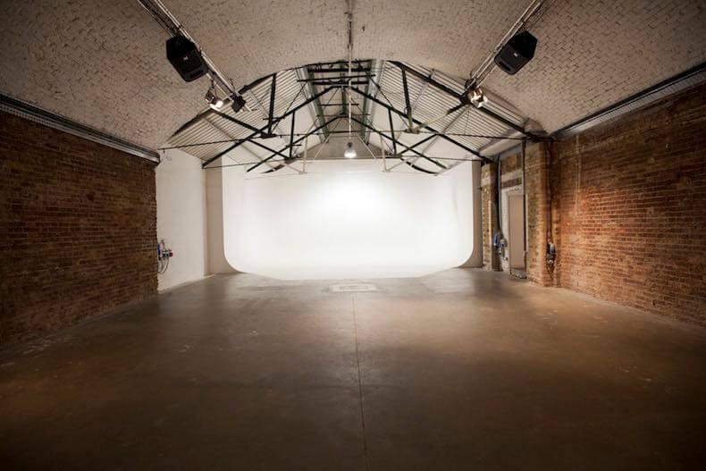 London event venue Shoreditch Studios