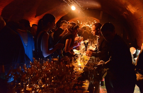 Kachette parties