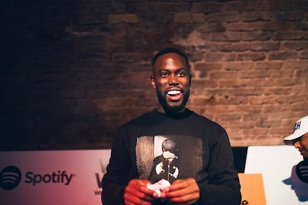 Ghetts art exhibition