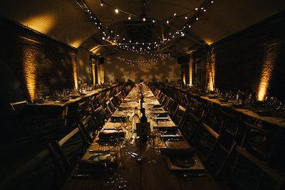 East London wedding venue