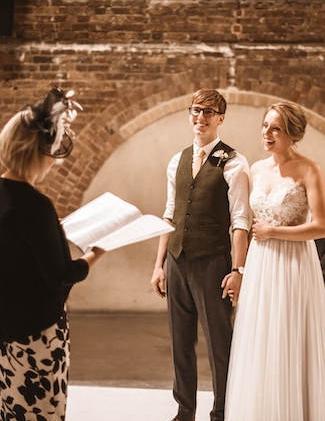 Shoreditch Studios wedding