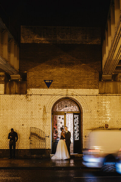 Kachette Old Street East London wedding venue