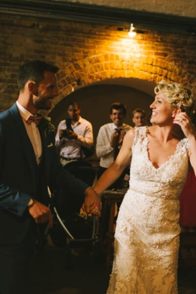Shoreditch studios wedding dance