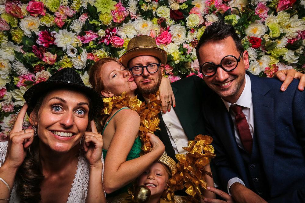 Huwelijksfotograaf Oost-Vlaanderen met photobooth te huur Part of the Vision