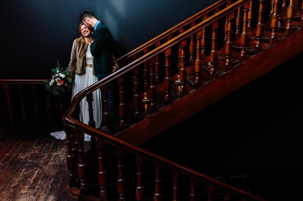 Reportage fotograaf LUX Gent huwelijk Part of the Vision