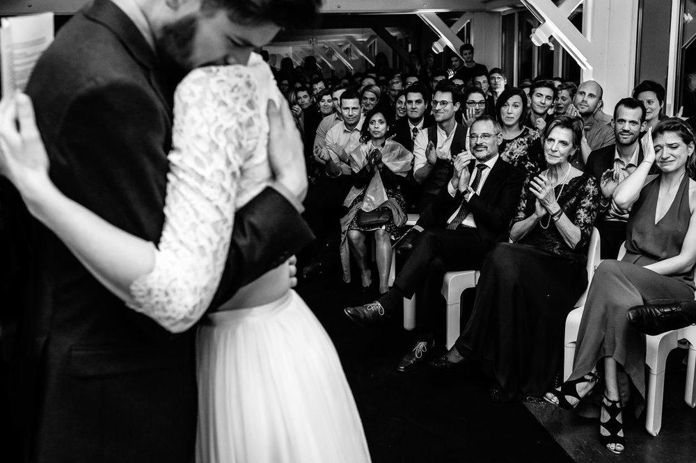 Documentair fotograaf LUX Gent huwelijk Part of the Vision