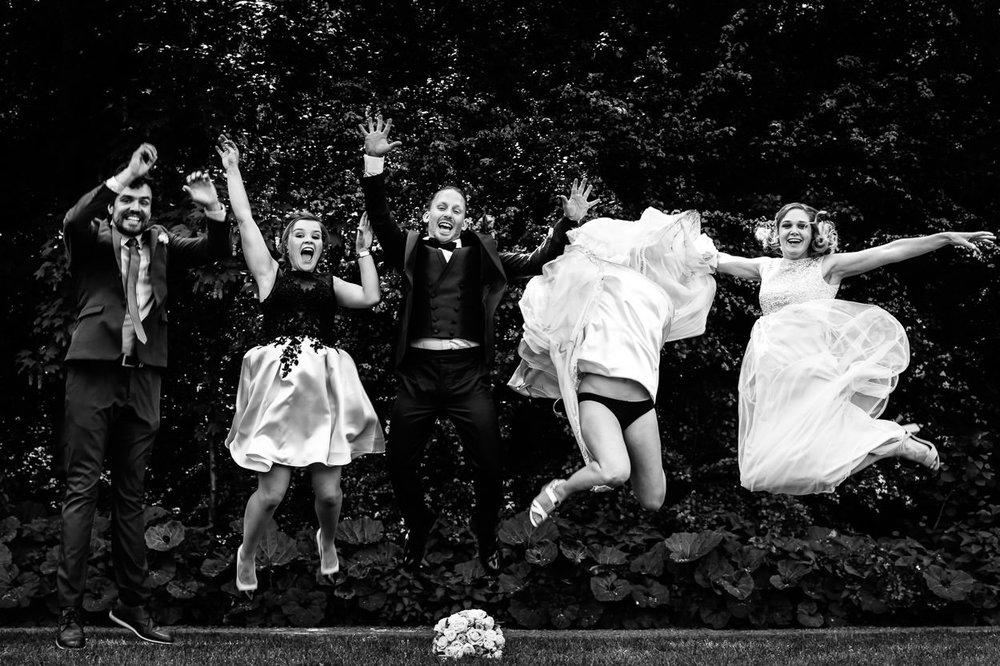 Humor fotograaf Aalst huwelijk Part of the Vision