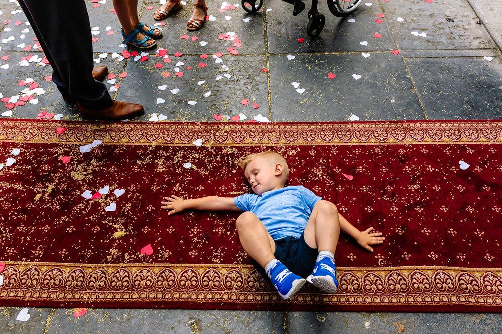 Kinderen fotograaf Aalst huwelijk Part of the Vision